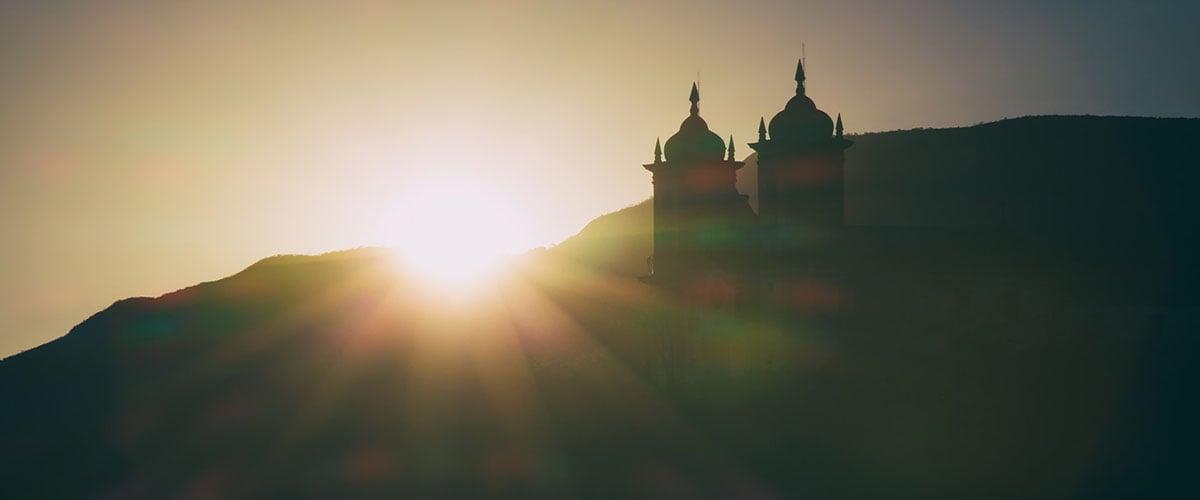 A&K Ouro Preto sunburst