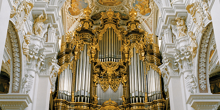 Passau Pipe Organ Stephan Cathedral