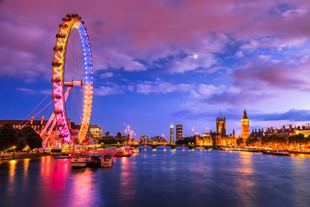 Gogo London-Eye