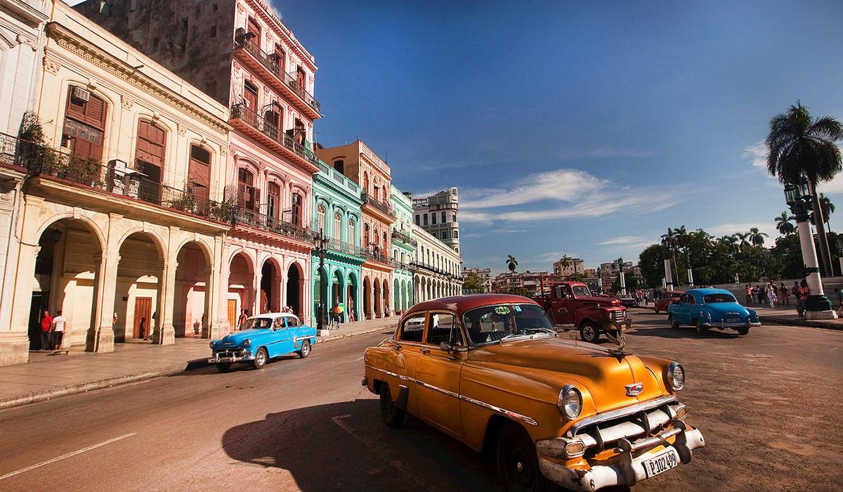 Havana Cuba 1200x700