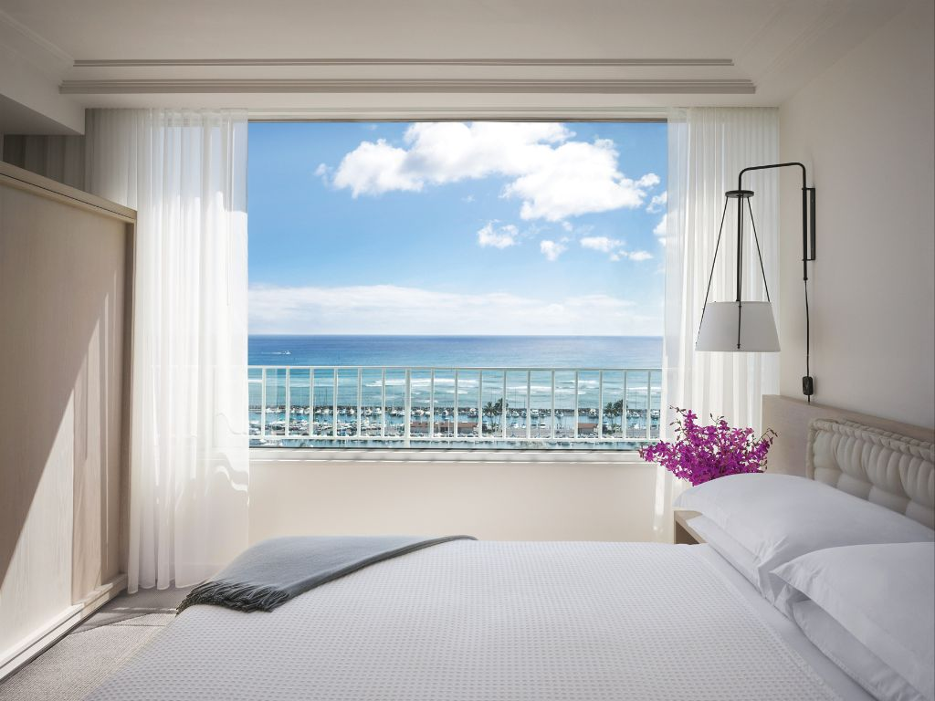 The Modern Honolulu Ocean View Room