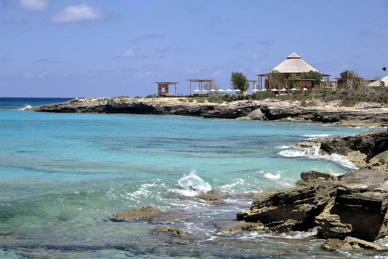 View from the Ocean Amanyara Turks Caicos