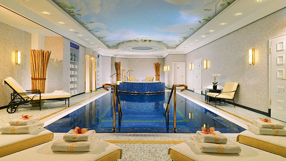 The Spa Ritz Berlin