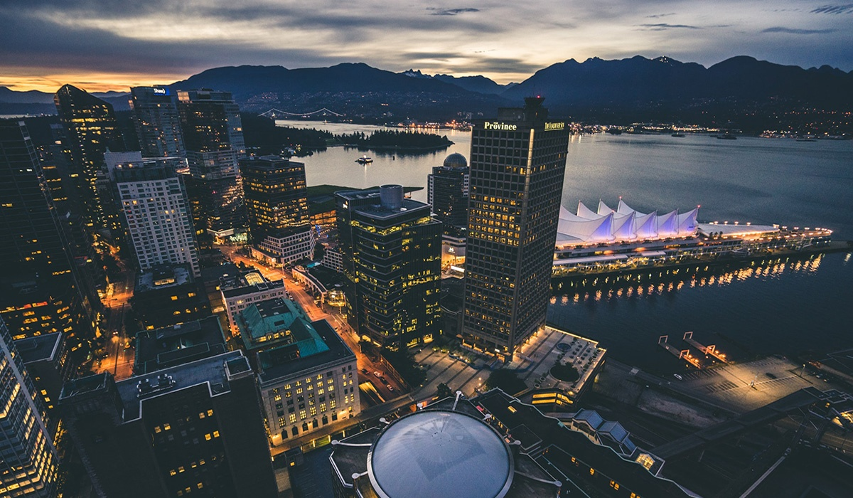 Vancouver Canada 1200x700