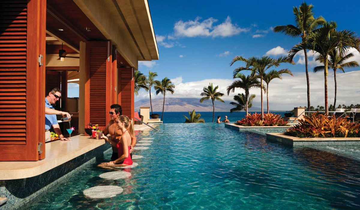 Four Seasons Maui Wailea Hawaii Pool