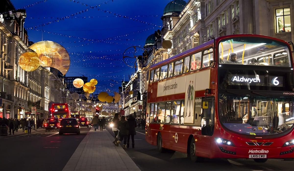 globus regent street