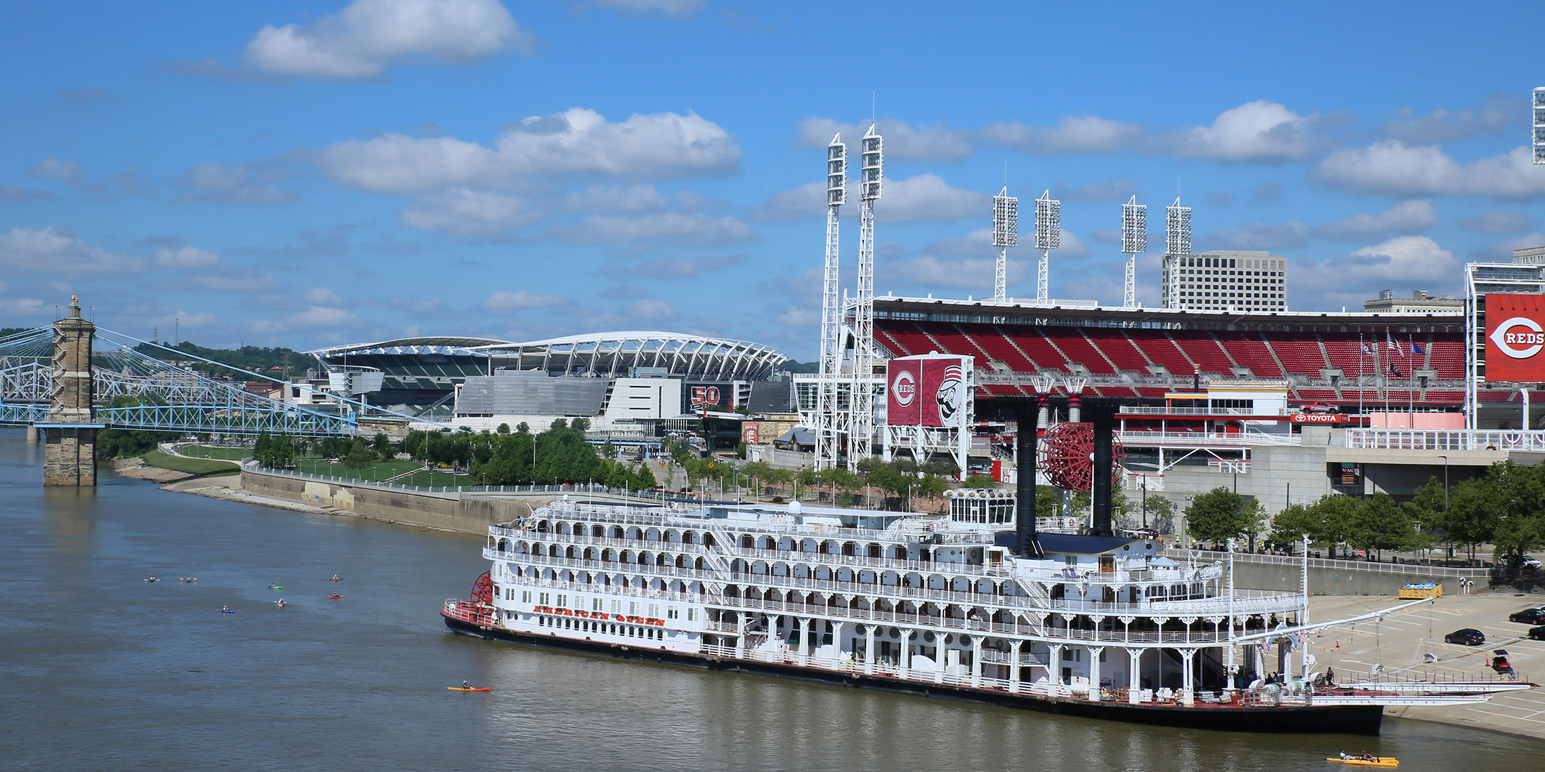 An American Music Festival With American Queen Steamboat Company!