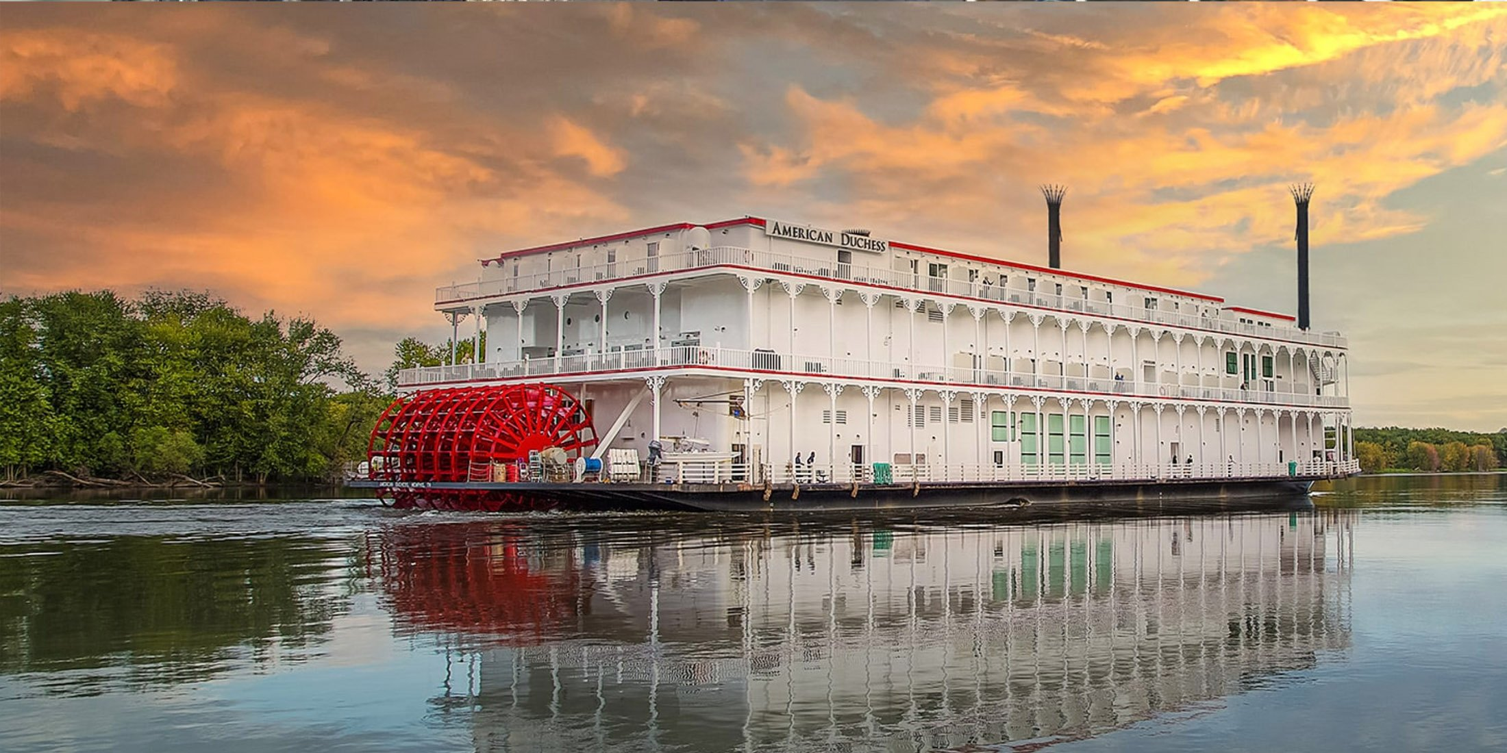 Meet The Boutique-Style Riverboat, The American Duchess!