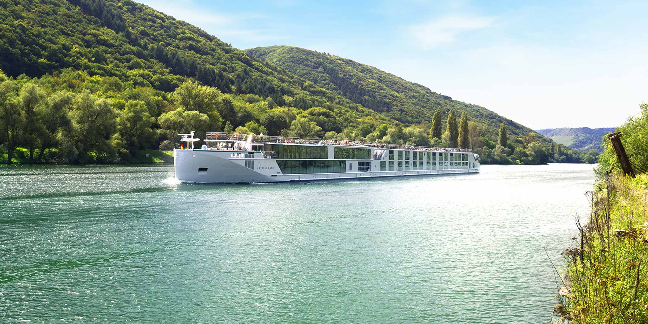 Find Your River Voyage with Crystal Cruises