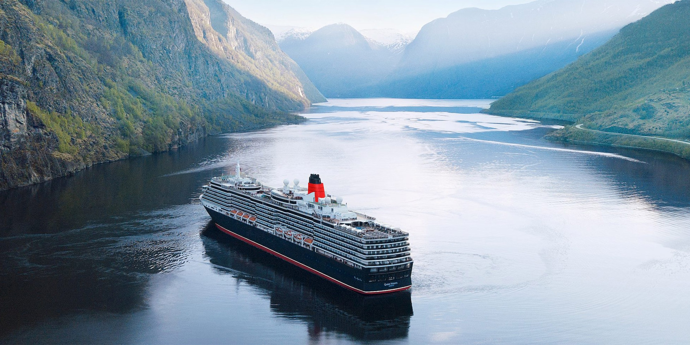 Every Luxury Included with Cunard!