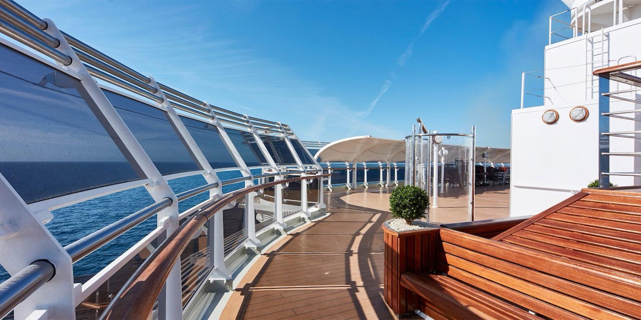 Discover a World of Calm on Cunard!