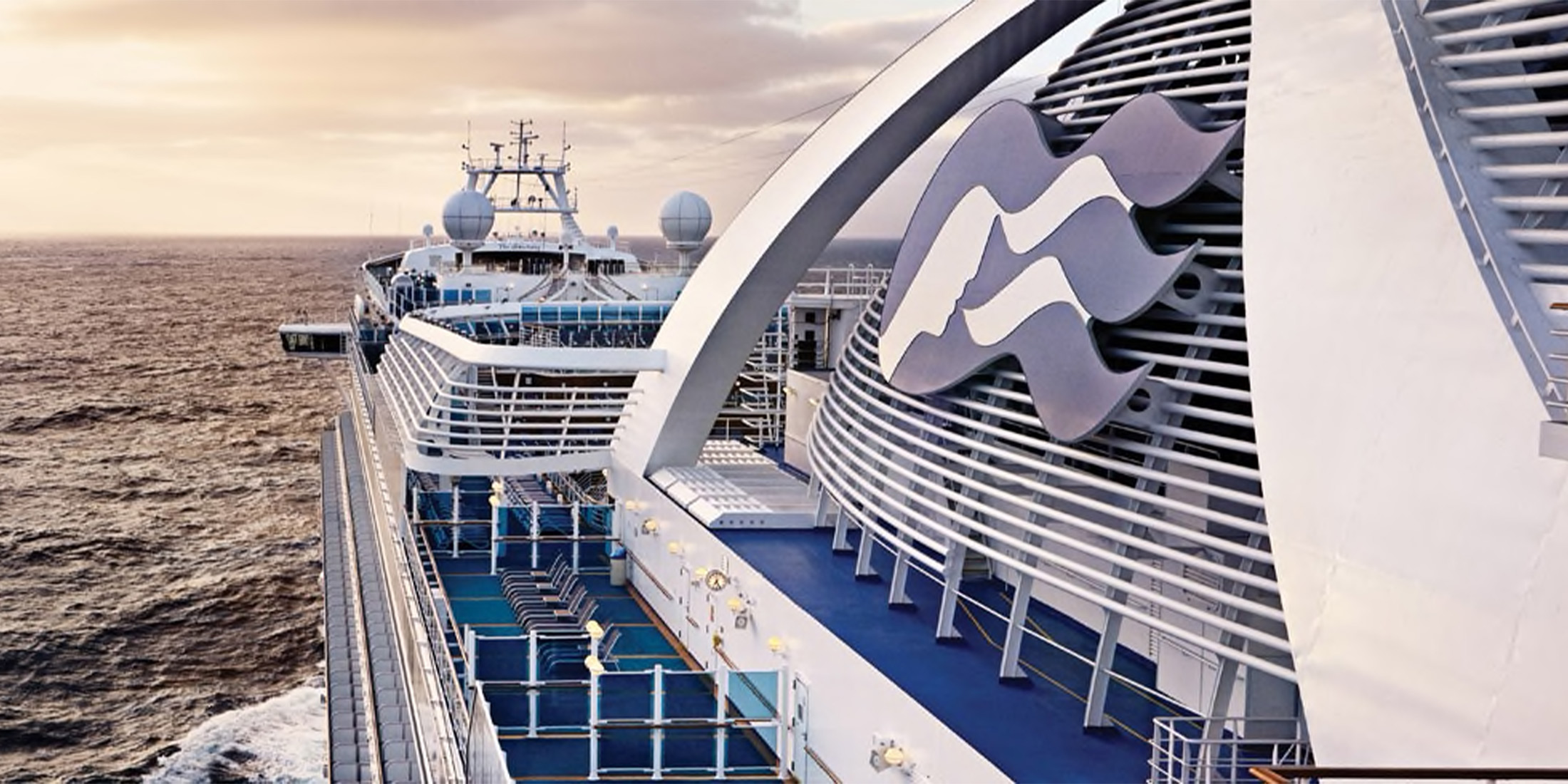 An Extraordinary New Cruise Experience from Princess Cruises