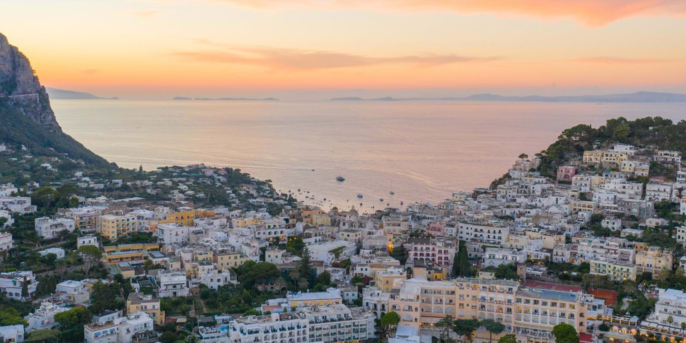 Oetker Collection opens first Italian Masterpiece Hotel in Capri