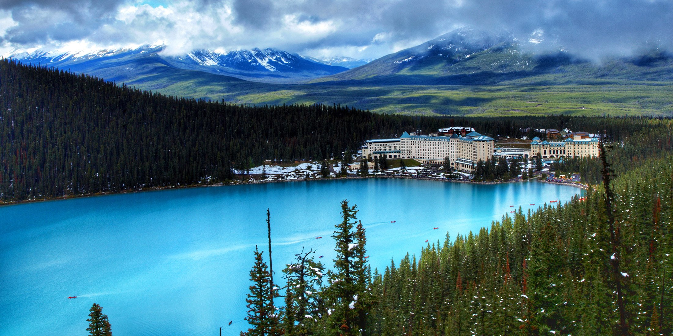 Epic Tour from Banff to Vancouver with Scenic
