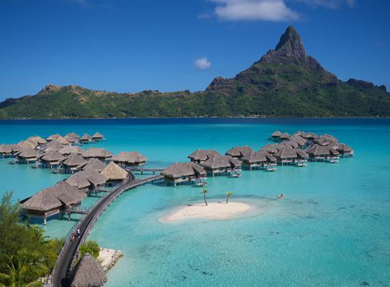 Bora Bora Aerial Resort