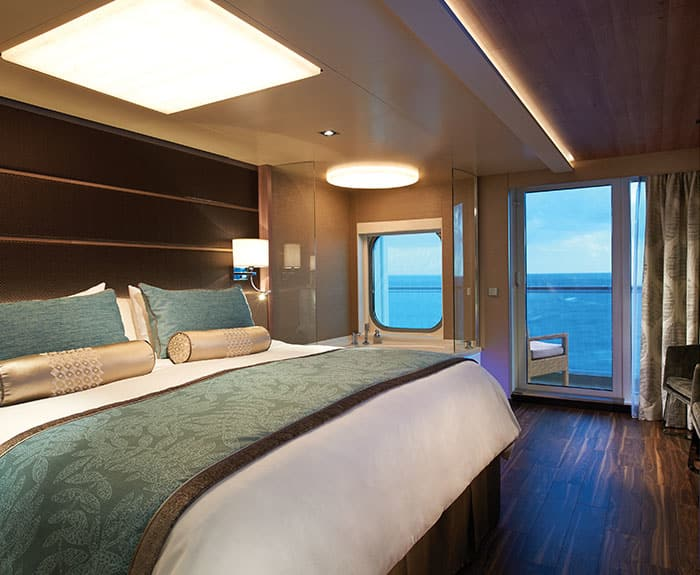 Deluxe Spa Suite with Balcony