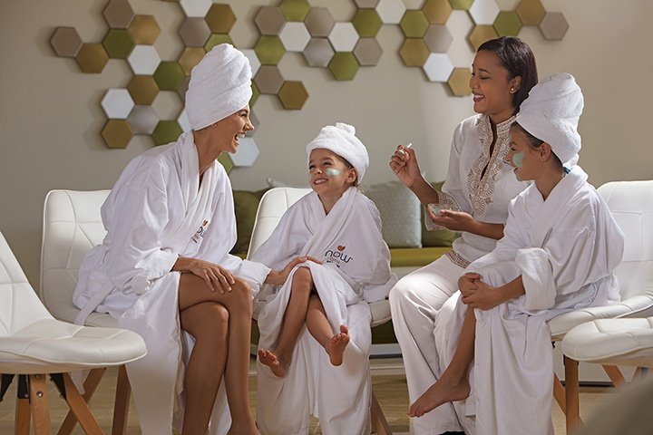 Family Spa Day at Onyx Punta Cana