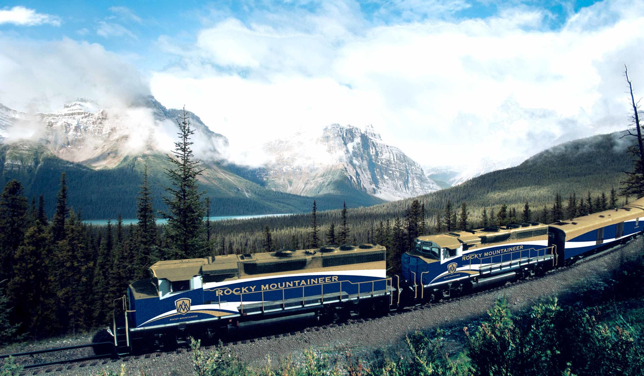 Best Selling Packages – Rocky Mountaineer
