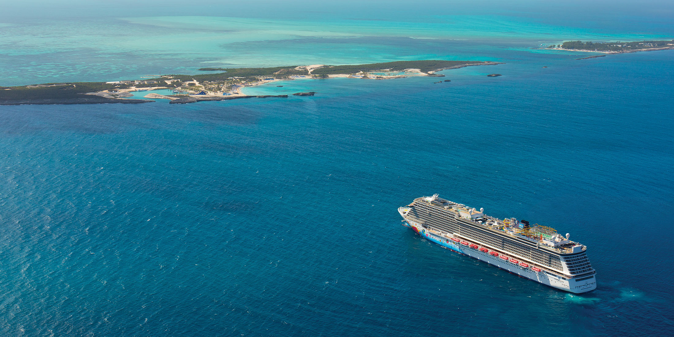 Take A Long Weekend To The Bahamas With Norwegian Cruise Line!