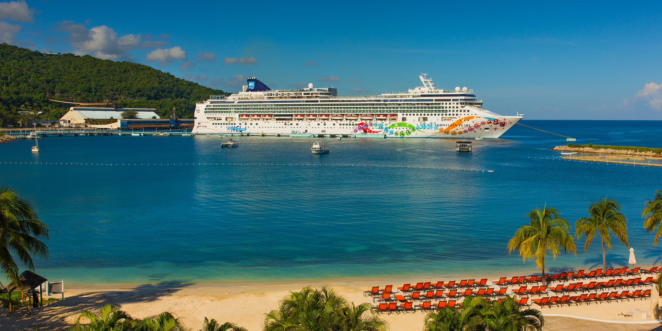 Cruise The Panama Canal With Norwegian Cruise Line!