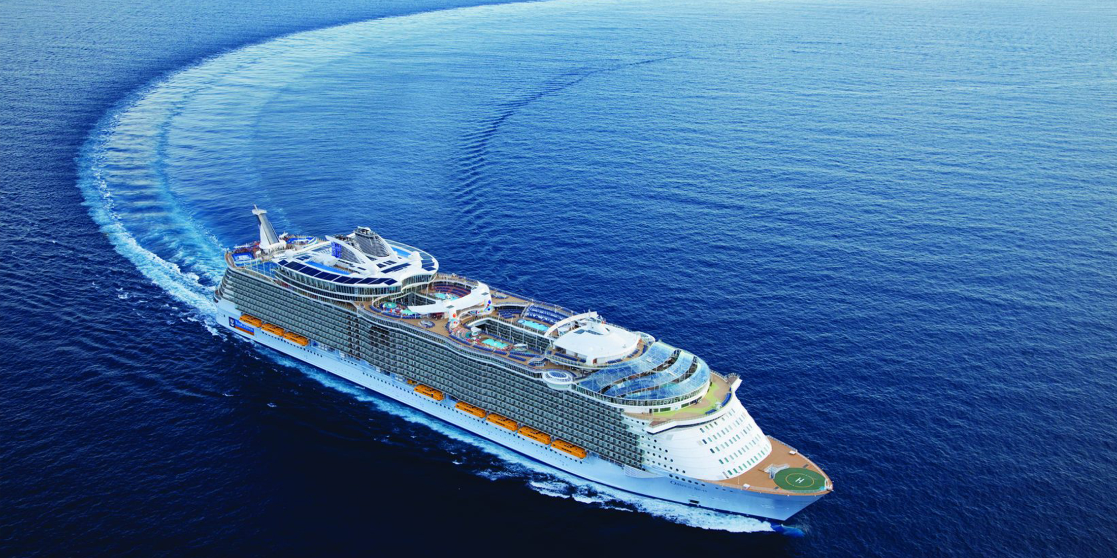 What A Day At Sea Looks Like With Royal Caribbean!