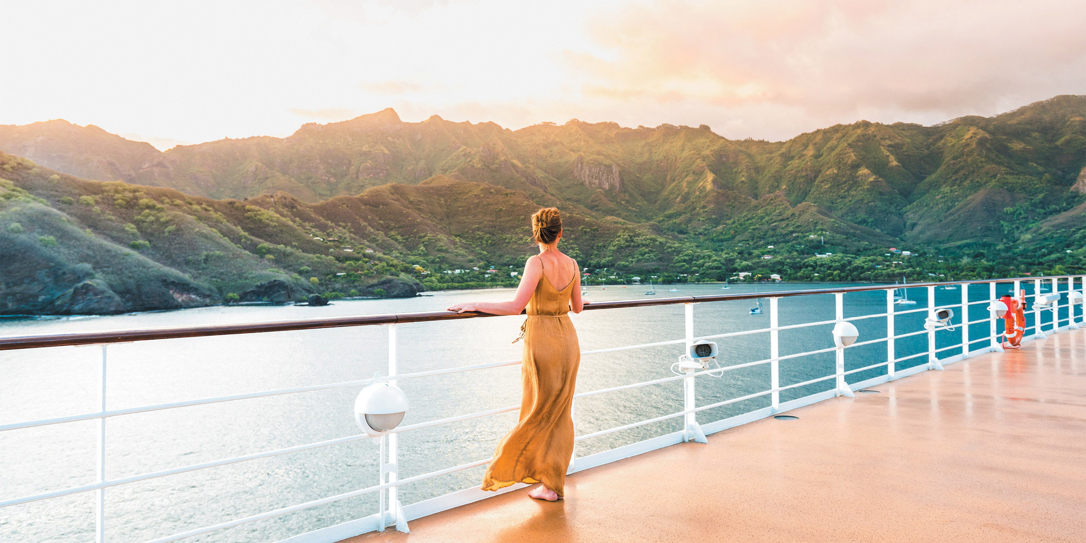 Anticipate The Journey: Voyage Collection Debut with Regent Seven Seas