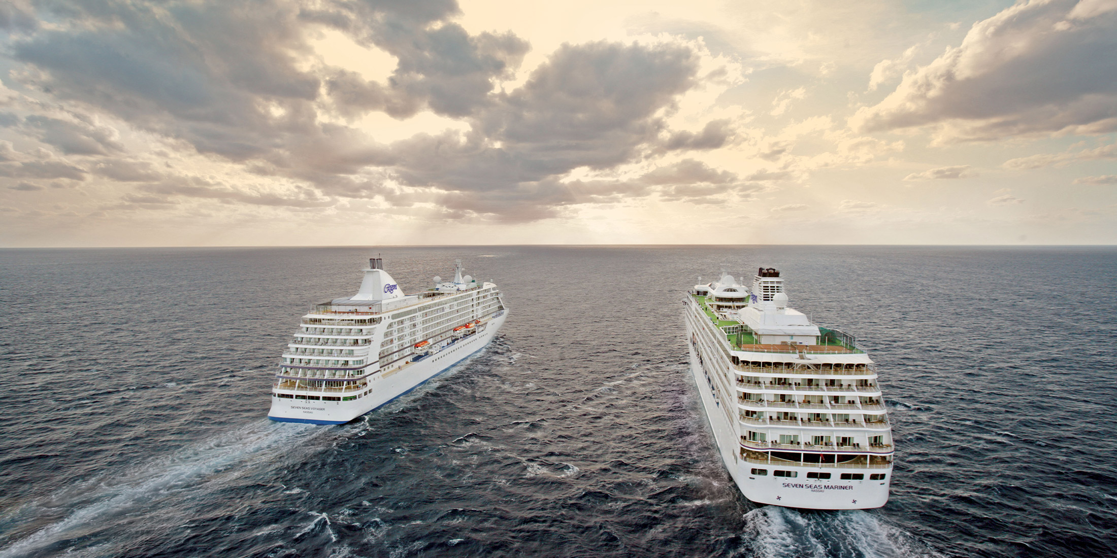 Regent Seven Seas Unrivaled Experience