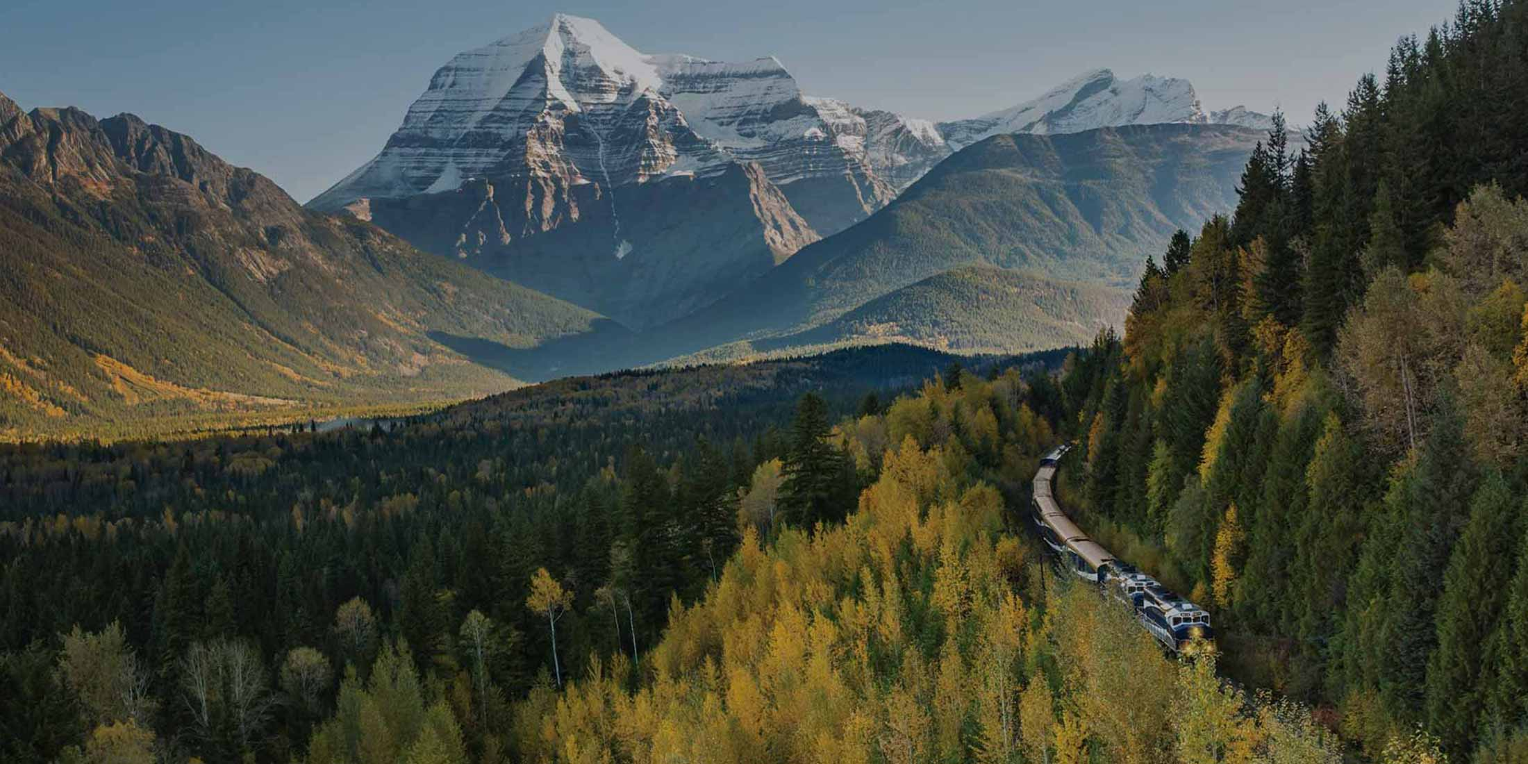 Your Destination Awaits with Rocky Mountaineer