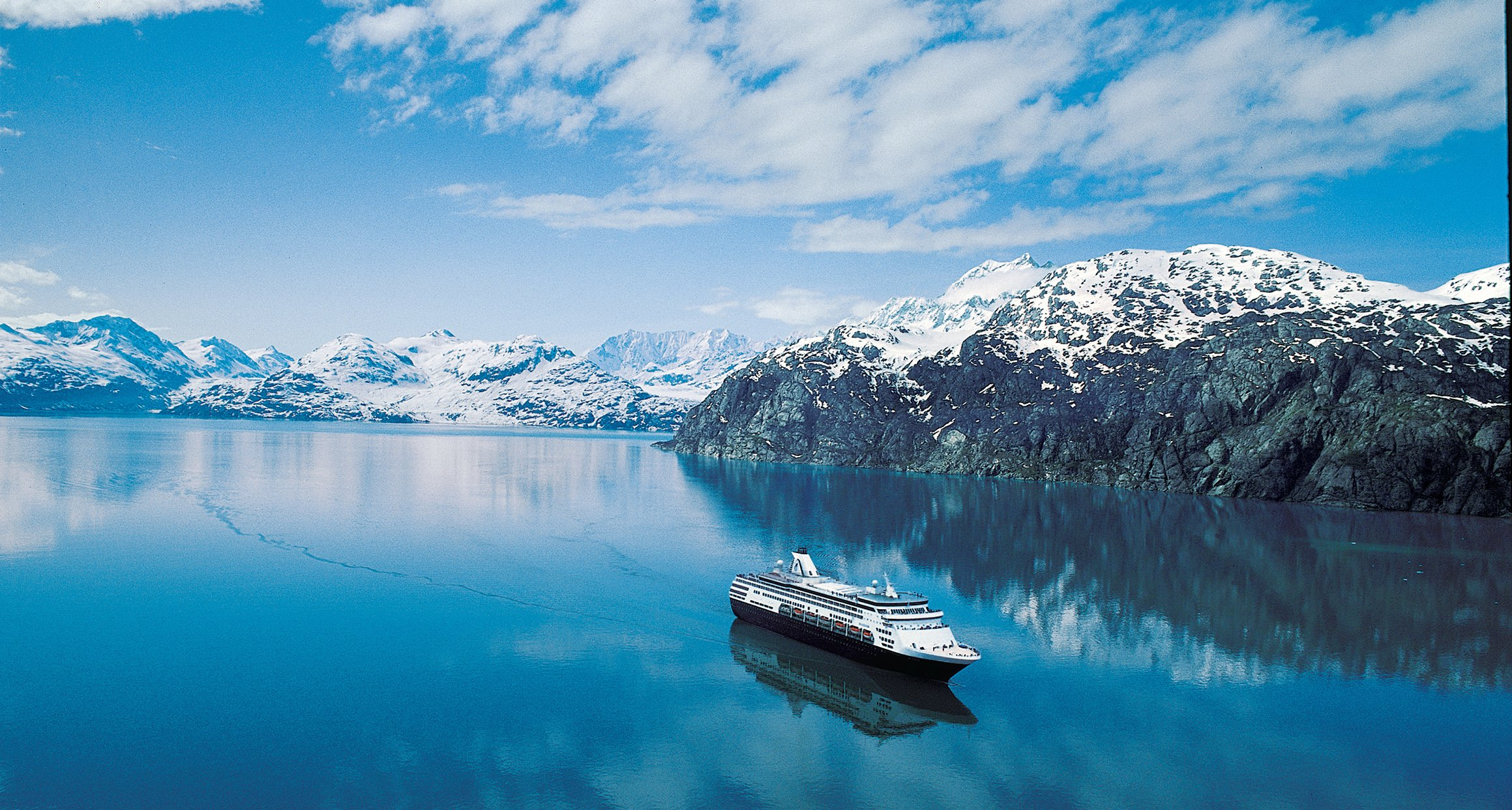 Alaska Land and Sea Journeys With Holland America Line