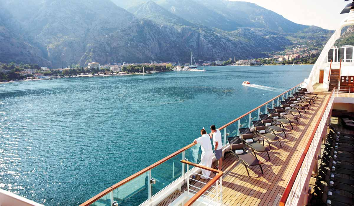 Signature Savings Event with Seabourn