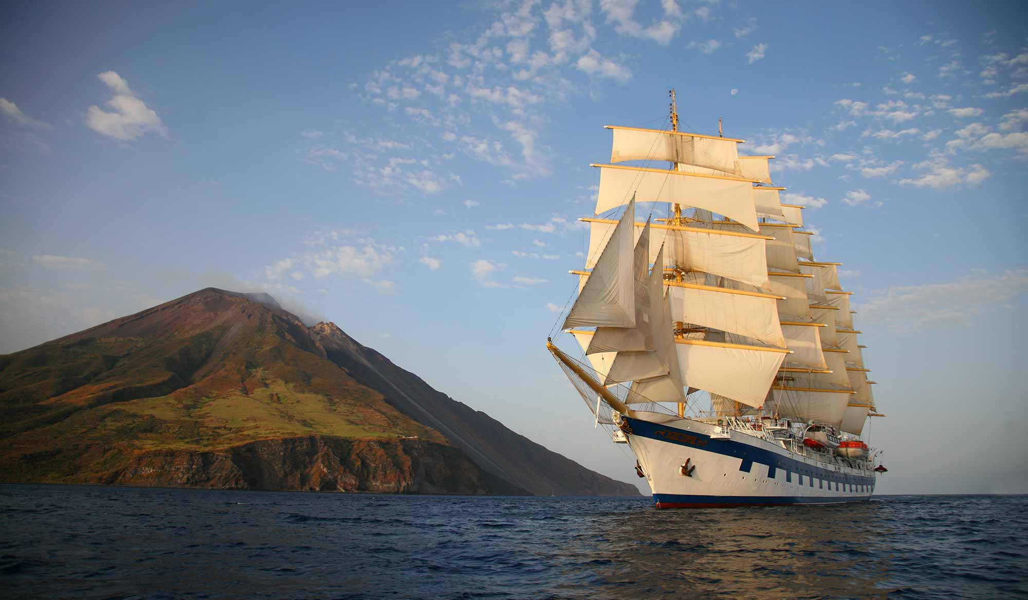 Choose Your Wave with Star Clippers Cruises
