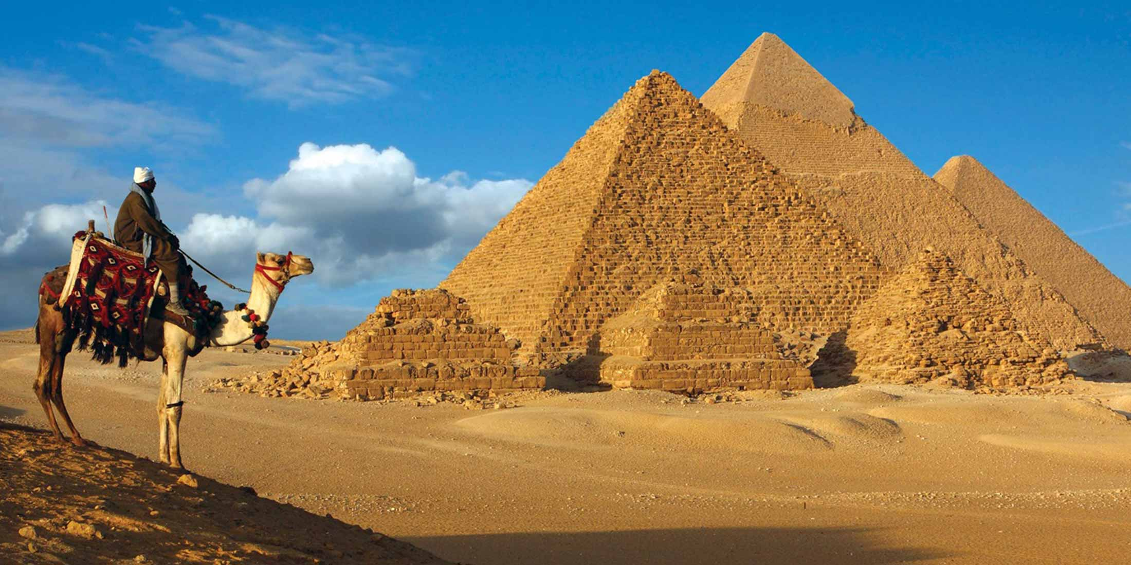 Never Stop Dreaming of Egypt With Tauck Tours