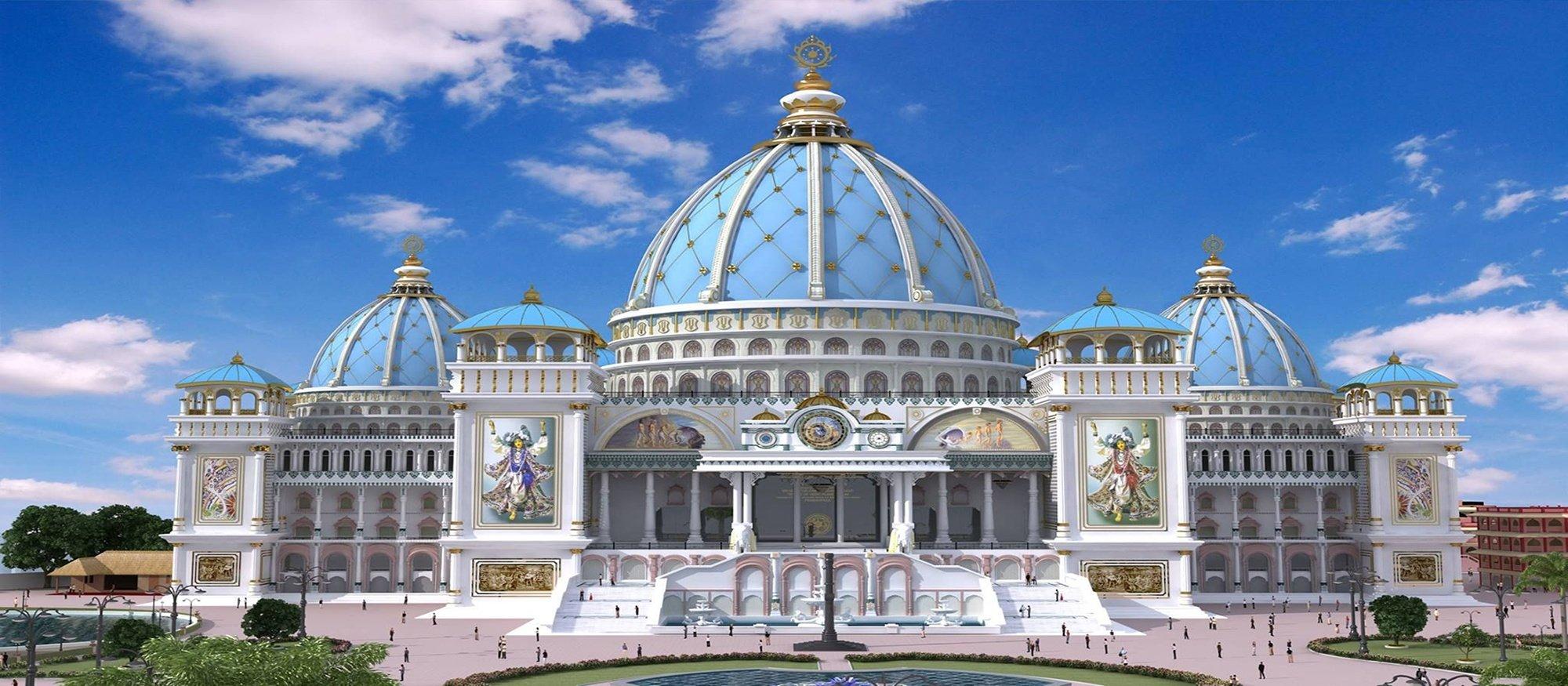 Temple of the Vedic Planetarium-1