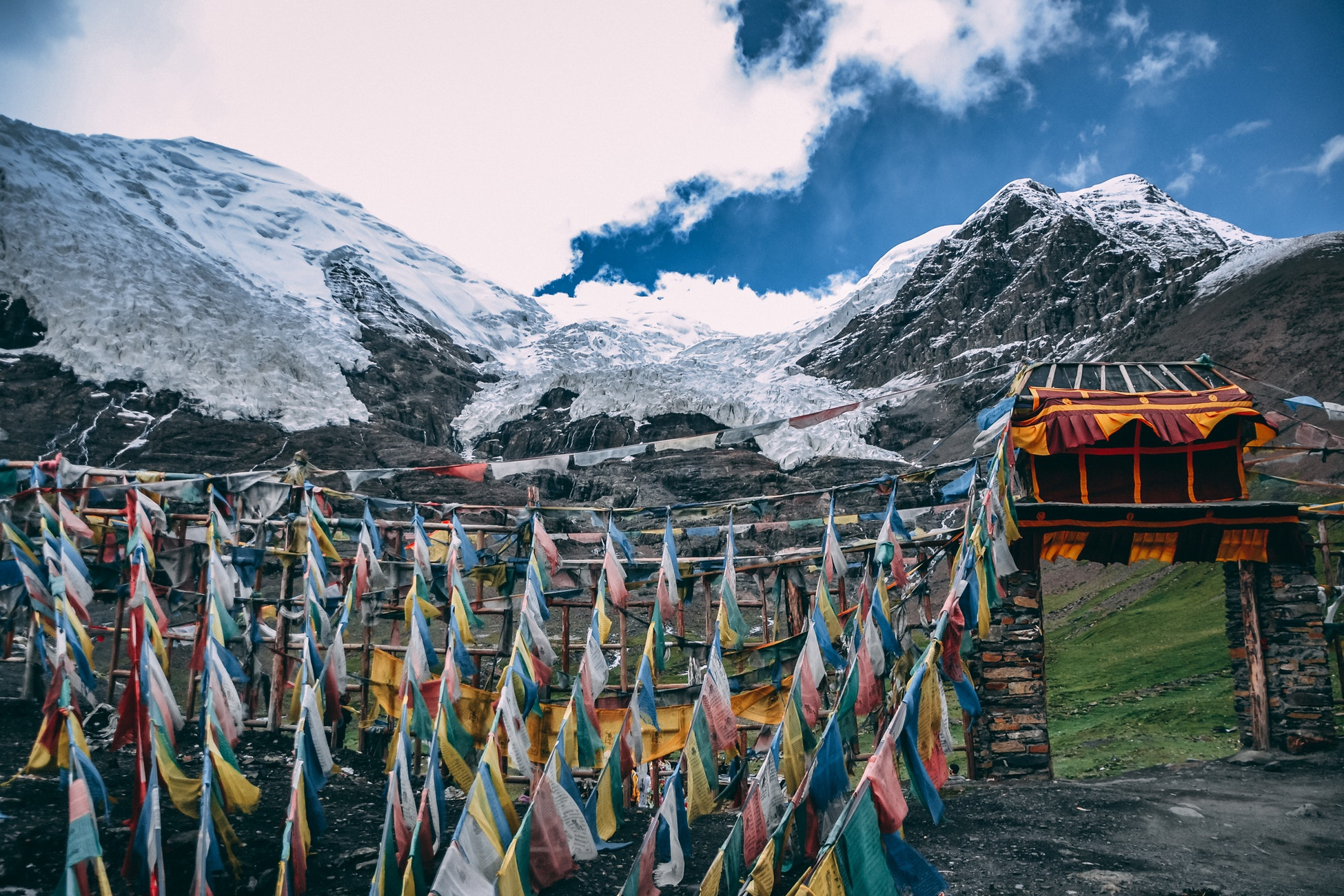 Tibet Header