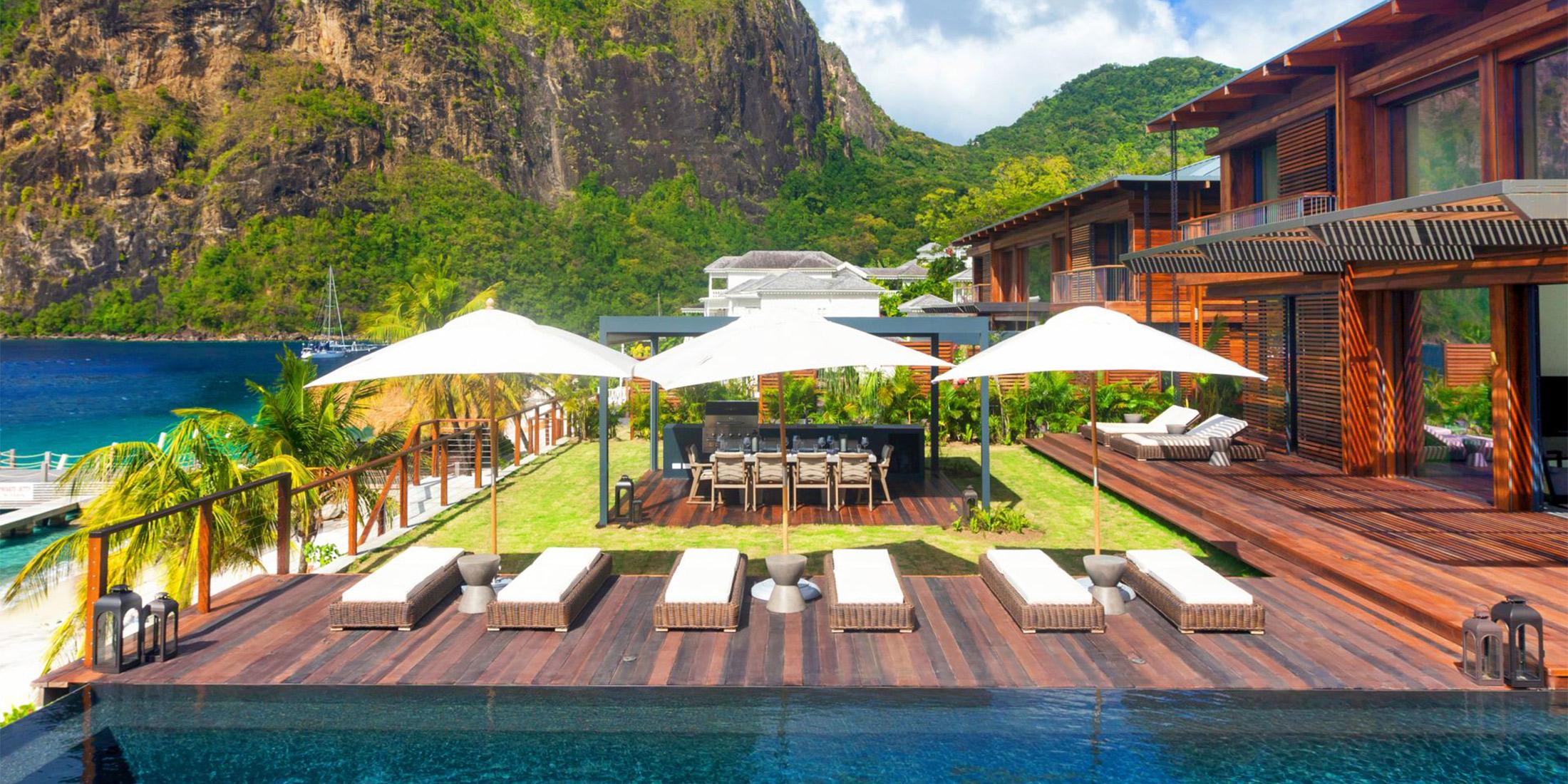 Luxurious Unique Caribbean Suites with Journese