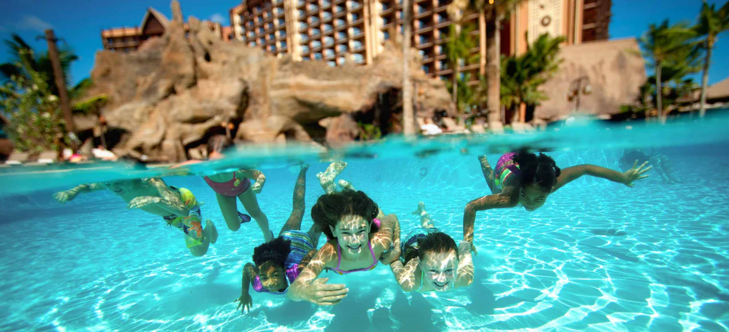 Disney Brings Magic To Hawaii with the Aulani Resort and Spa