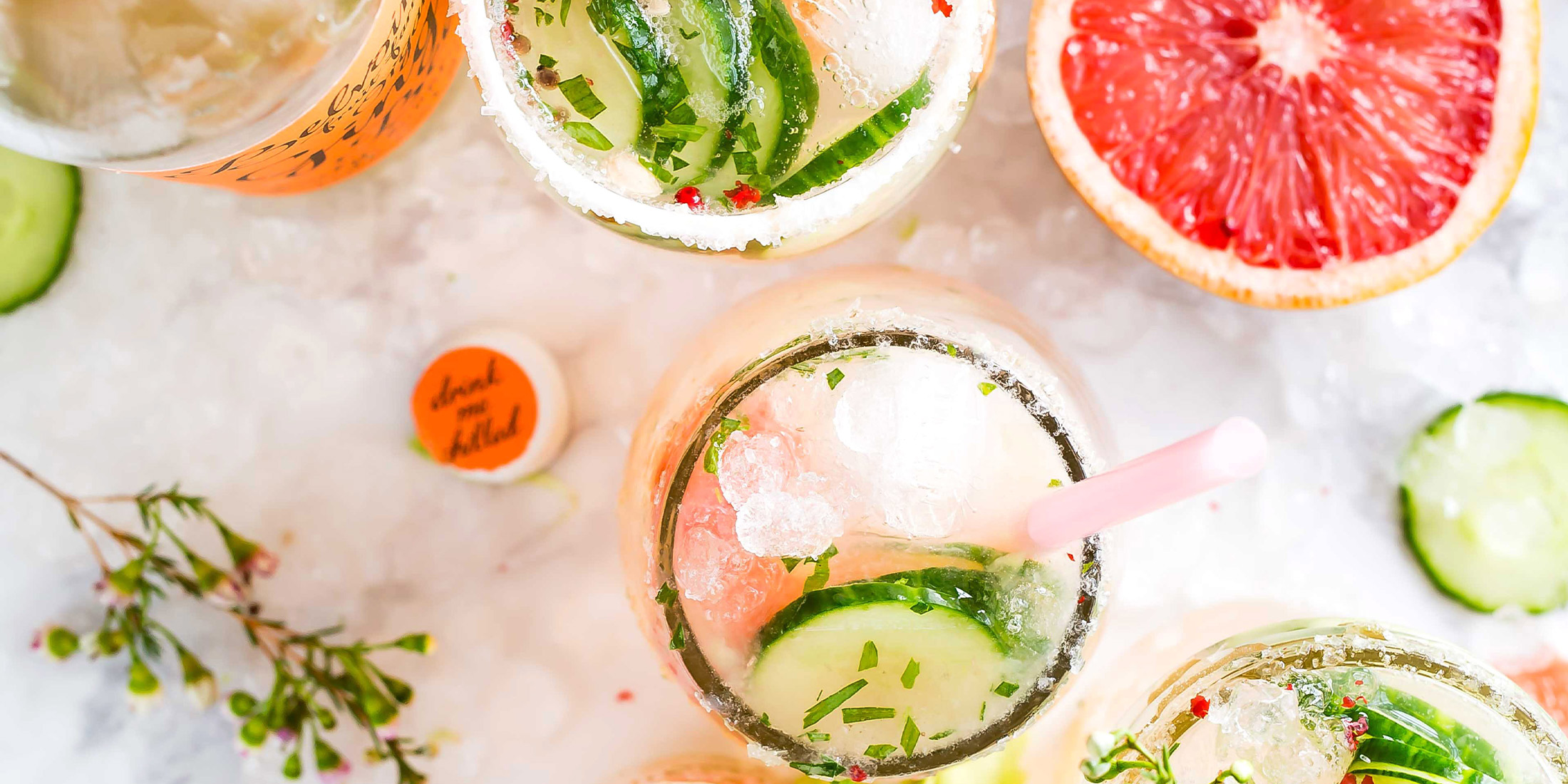 Our Favorite Vacation Drinks (And How to Make Them!)