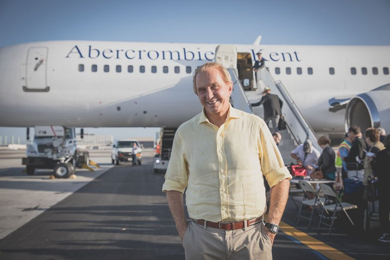 Around the World with Geoffrey Kent An Inspiring Expedition by Private Jet