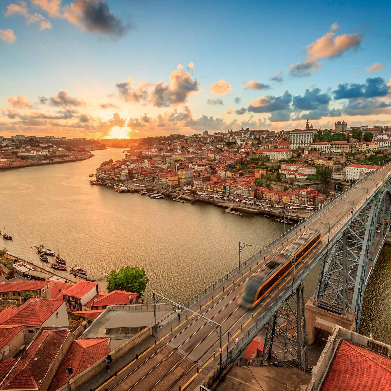 porto-sunset