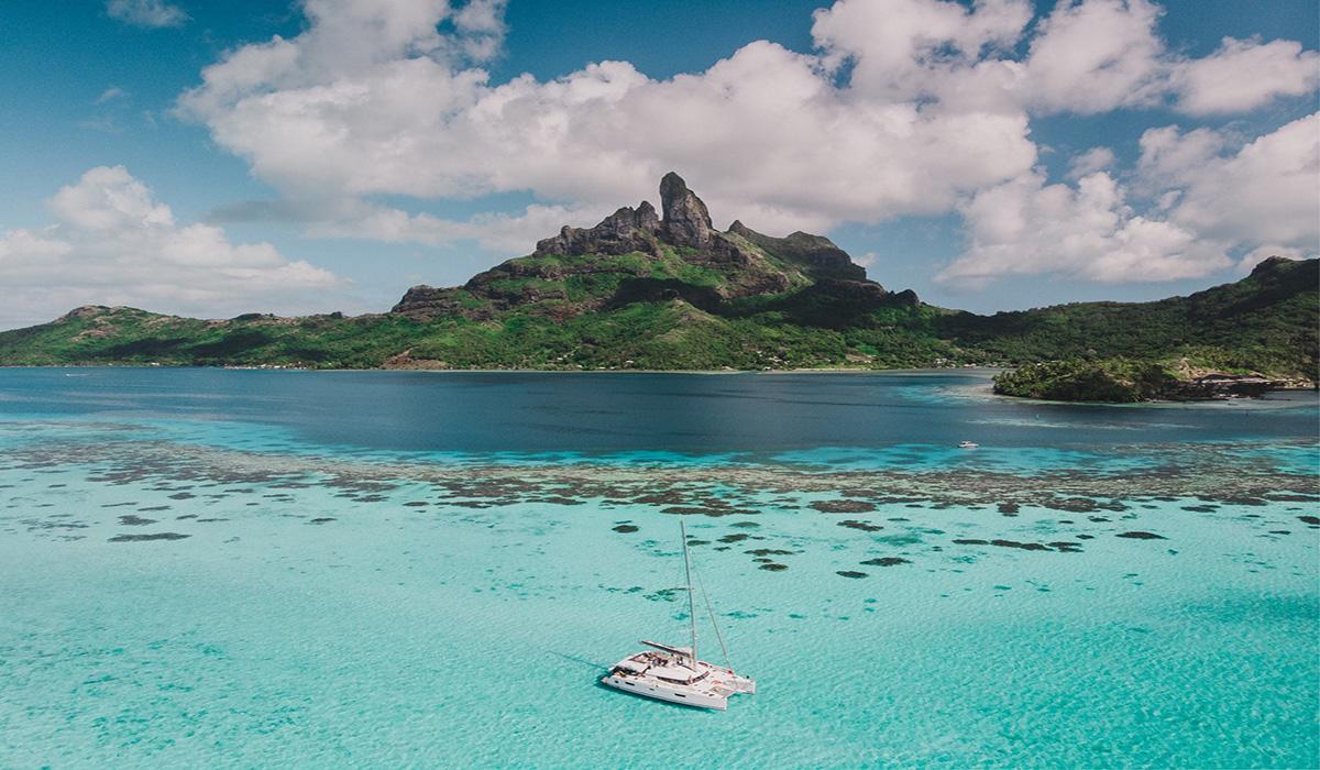 Island Hopping in Tahiti